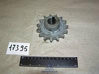 Звезда Z-15 t-19.05 шнека домолота комбайна ДОН-1500Б Н.022.319-01