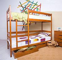 Кровать двухъярусная Амели