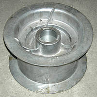 Шків натяжна алюмінієвий включення молотарки 10.05.09.001