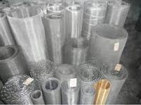 Купить в Киеве Сетка тканая фильтровальная металлическая нержавеющая латунная плетеная проволочная
