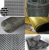 Сетка рифленая канилированная стальная и нержавеющая 12х18н10т ГОСТ 3306