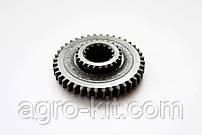 Шестерня привода передних колес (z=40/24) Т-40М Т50-4205043