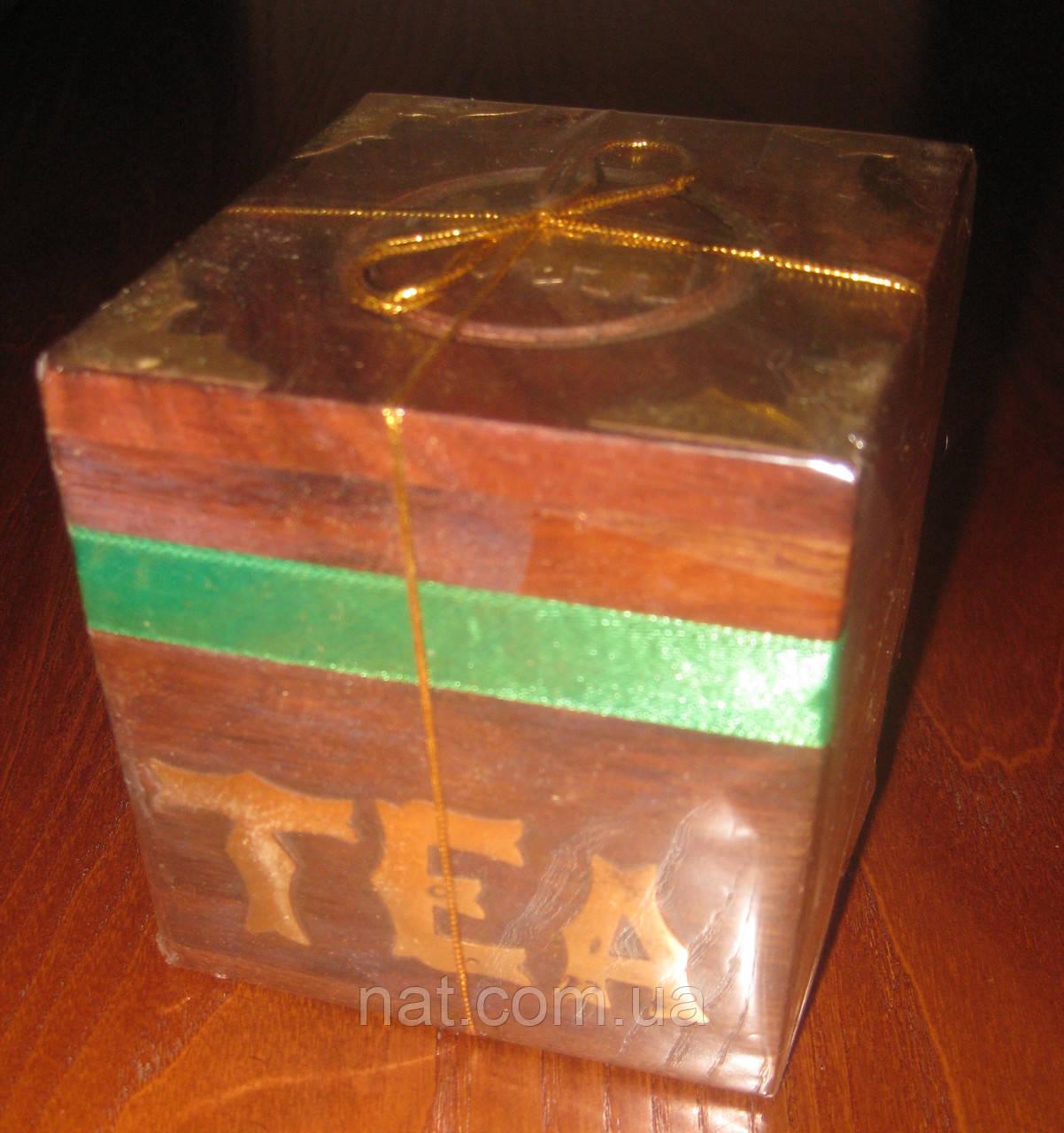 Индийский чай в сувенирной коробке