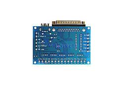Интерфейсная плата  LPT на 5 координат  BL-MACH-V1.1, фото 2