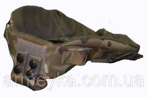 Чехол - патрульный воротник под кевларовый пакет  osprey patrol. Великобритания, оригинал.
