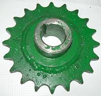 Зірка Z-20, t-19.05 валу ротора домота \Ф-28мм\ ПСП.10.00.00.090