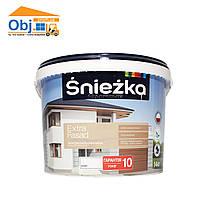 Краска Sniezka Extra Fasad краска фасадная Снежка Экстра Фасад (14кг)