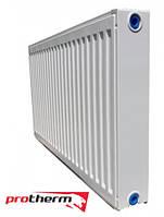 Стальной радиатор Protherm 22 тип 600х1500 (с боковым подключением)