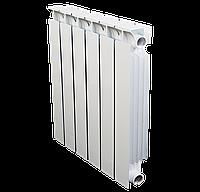 Биметаллический радиатор АЛТЕРМО ЛРБ 500*80 18атм. (Полтава)