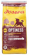 Josera OptIness - корм для взрослых собак средних и крупных пород  15 кг