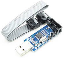 Программатор USB ISP на базе ATMEGA8 3.3V/5V без корпуса
