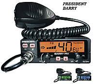 President BARRY ASC 12/24V рация автомобильная