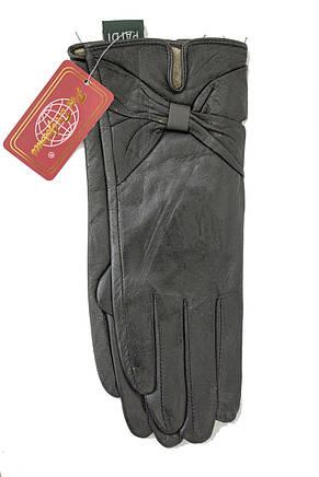 Жіночі рукавички з натуральної шкіри МАЛЕНЬКІ, фото 2