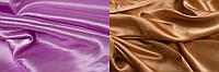 Ткань атлас оптом (рулоном) разные цвета, фото 1