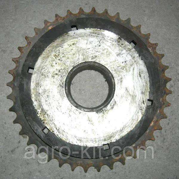 Зірка Z-40 t-25.4 муфти шнека жниварки без втулки 3518050-12460Б