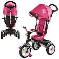 Детский велосипед TURBO с надувными колесами (M 2723-2)