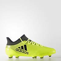 Adidas футбольные бутсы X 17.1 FG S82286