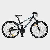 """Спортивный велосипед PROFI 26"""" (G26A315-M-B) WHITE"""