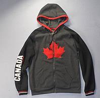 Толстовка CANADA Weather Gear. Стильная толстовка. Фирменная толстовка.