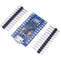 Плата Arduino Pro micro, фото 1