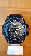 Часы Casio G-Shock GG-1000 Black-Blue ( LUX копия )