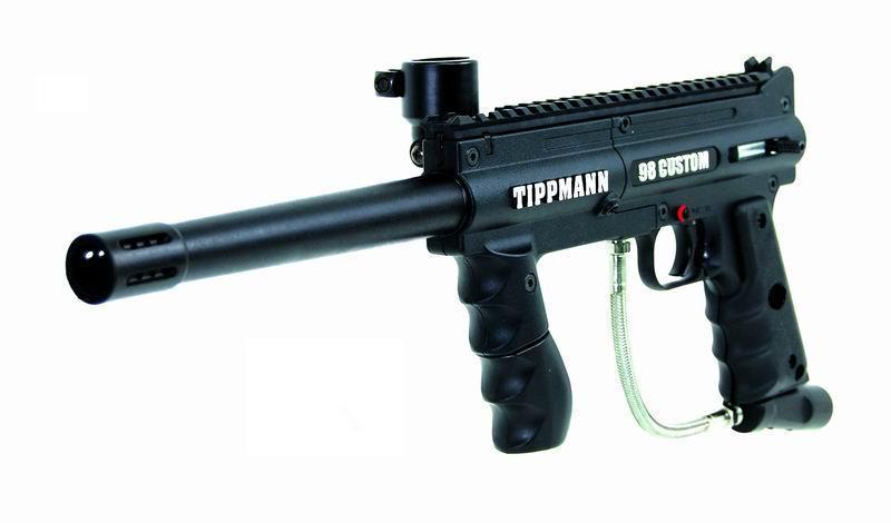 Маркер для пейнтбола Tippmann 98c PS