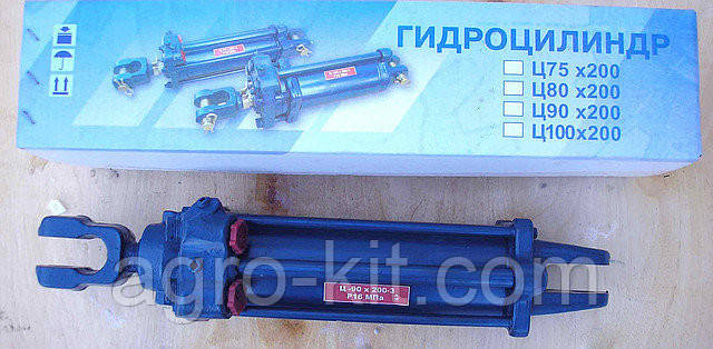 Гідроциліндр 90х200