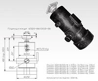 Гидроцилиндр подъема платформы (кузова) КАМАЗ  3-х сторонней разгрузки  6-ти штоковый 6520-8603010-06
