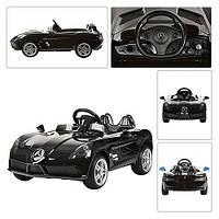 Легковой автомобиль Mercedes Black (DMD 158EBRS-2)