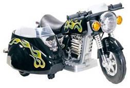Мотоцикл TILLY (SC-881-BLACK) с коляской
