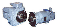 Гідростатична трансмісія ГСТ-90