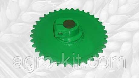 Зірочка 3518050-11940 (3518050-12430) ведена приводу варіатора мотовила (z=36, t=19,05)