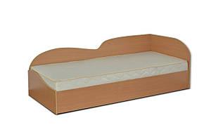 Кровать с ламелями №3 Винни Летро 80*190