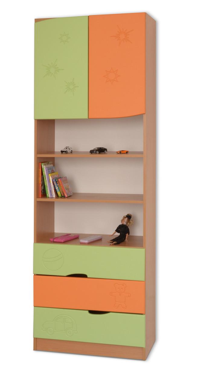 Шкаф книжный Винни Летро
