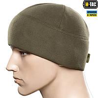 Шапка M-Tac Watch Cap Elite Флис (260Г/М2) With Slimtex Army Olive, фото 1