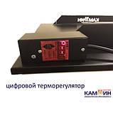 Камин 525 ВТ 900х450 Керамический инфракрасный обогреватель с терморегулятором, фото 2