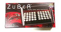 Патроны холостые Zuber 9 мм (50шт)