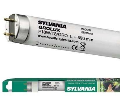 Люминесцентные лампы для растений (фитолампы) Sylvania