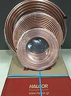 Труба медная для кондиционеров (1/2х0,71) - 45 м. Halcor (Греция)
