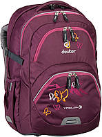 Рюкзак школьный Deuter Ypsilon blackberry butterfly (80223 5009)