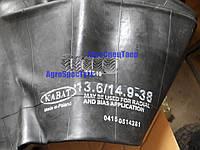 Камера для трактора 16.9-38 TR-218A KABAT Камера для трактора 480/80-38, фото 1