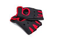 Неопреновые перчатки Hop-Sport  для дома и спортзала