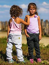 """Детские стильные тёплые спортивные штаны на байке """"Ferrari"""" в расцветках, фото 2"""