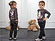 """Детские стильные тёплые спортивные штаны на байке """"Ferrari"""" в расцветках, фото 5"""