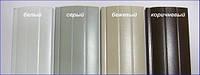 Ламели алюминиевые для защитных роллет РА-77мм