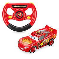 Молния МакКуина McQueen ( ОРИГИНАЛ ) пульт дистанционного управления автомобилем - Cars 3