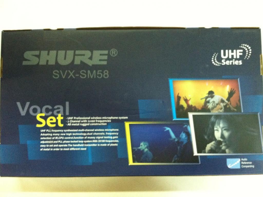 Микрофон Shure SVX-SM58. Только Опт! В наличии! Украина!