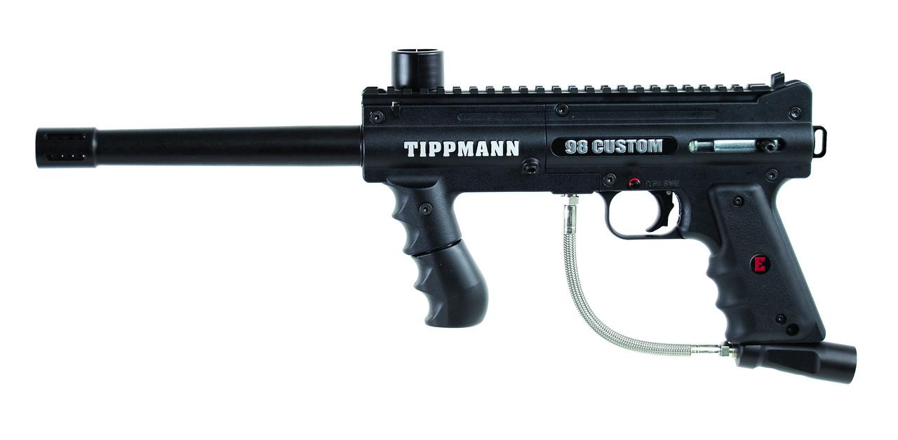Маркер для пейнтбола Tippmann 98c PS E-grip