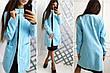 """Элегантное короткое женское пальто 0257 """"Кашемир Бантик"""" в расцветках, фото 4"""