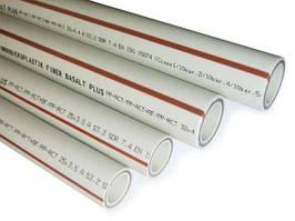 Труба PP-R Wavin Ekoplastik Basalt 20 мм